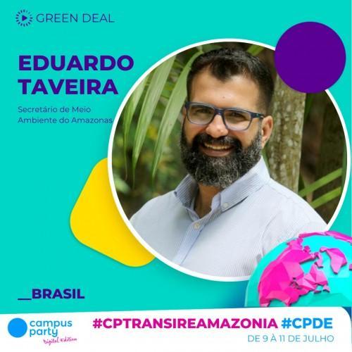 Sema participa da primeira edição mundial da Campus Party Digital Amazônia nesta quinta-feira (09/07)