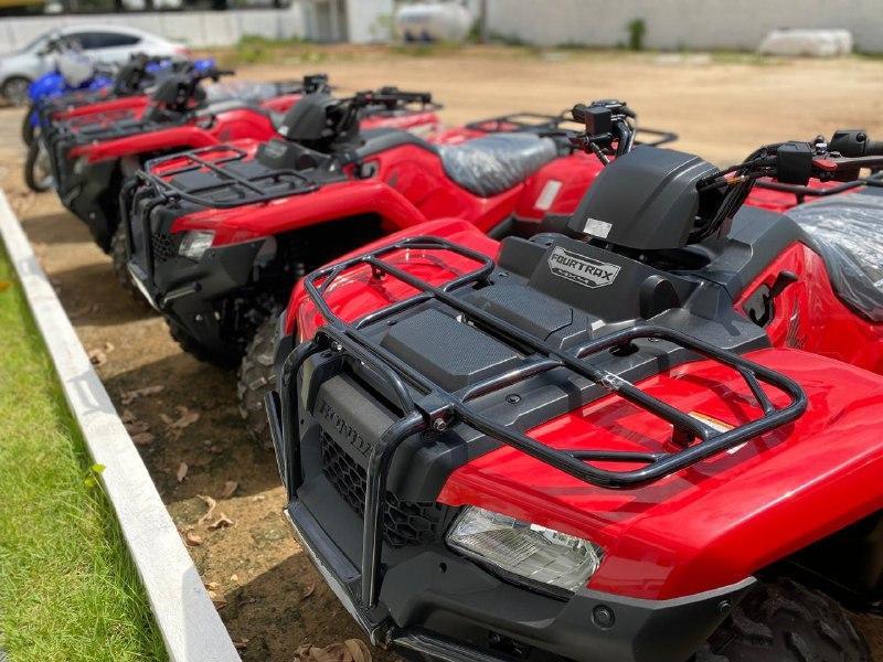 Sema recebe veículos para auxiliar no fortalecimento da gestão ambiental no Amazonas