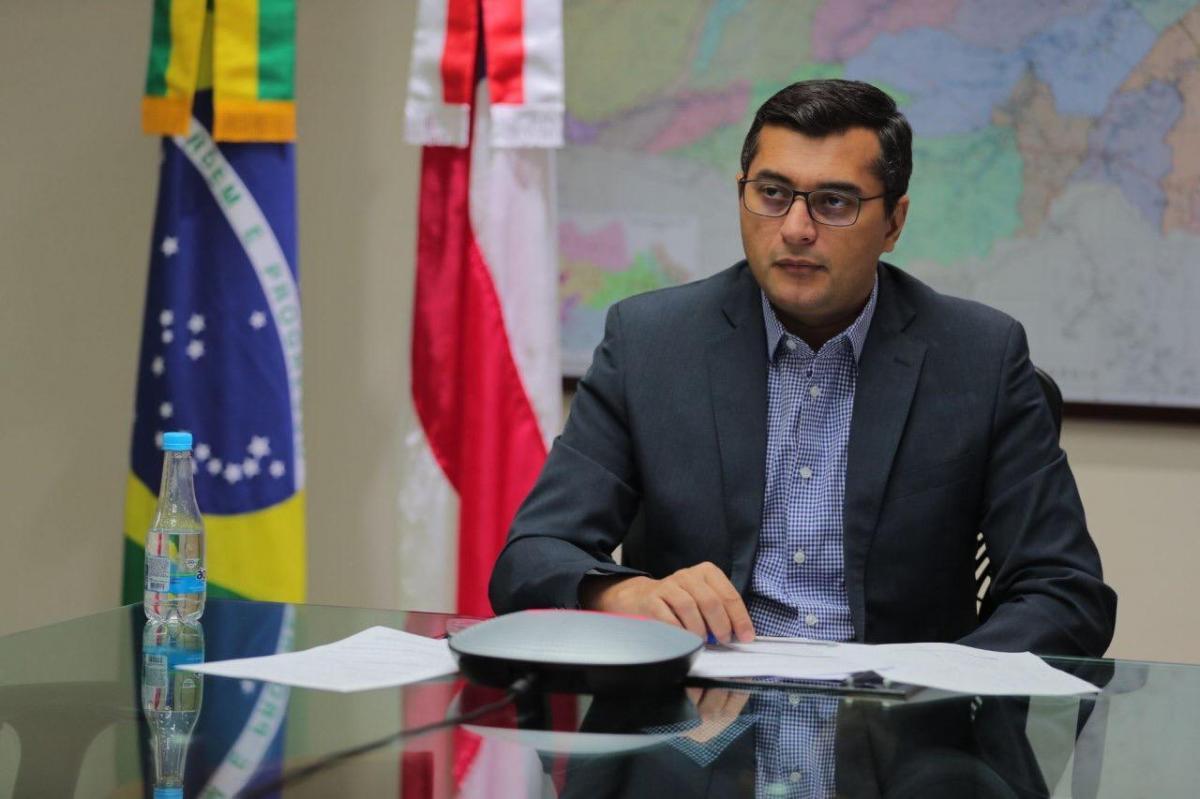 Wilson Lima reforça ações para recuperação econômica do Amazonas