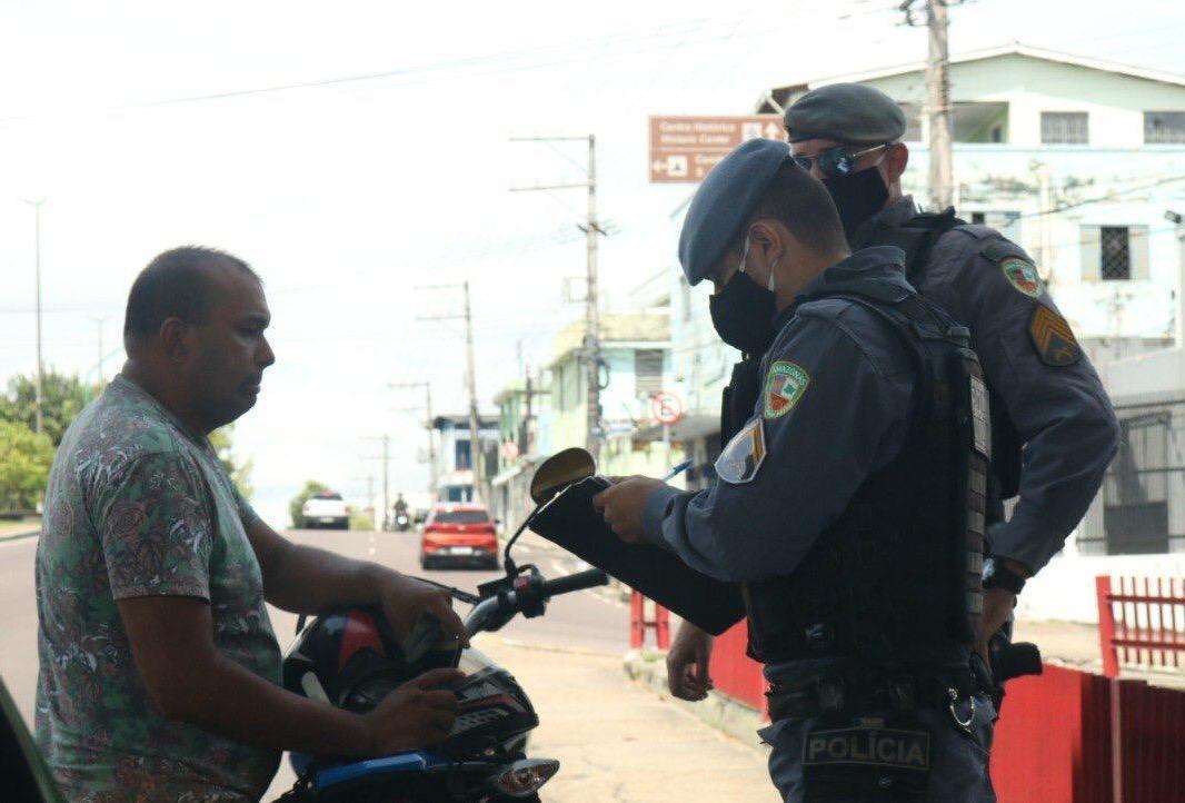 Na zona centro-sul, PM intensifica policiamento em região comercial