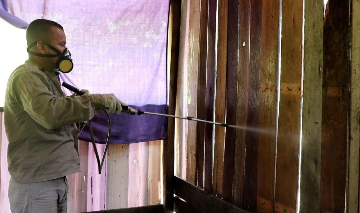Número de casos de malária diminui em 17,55% no Amazonas