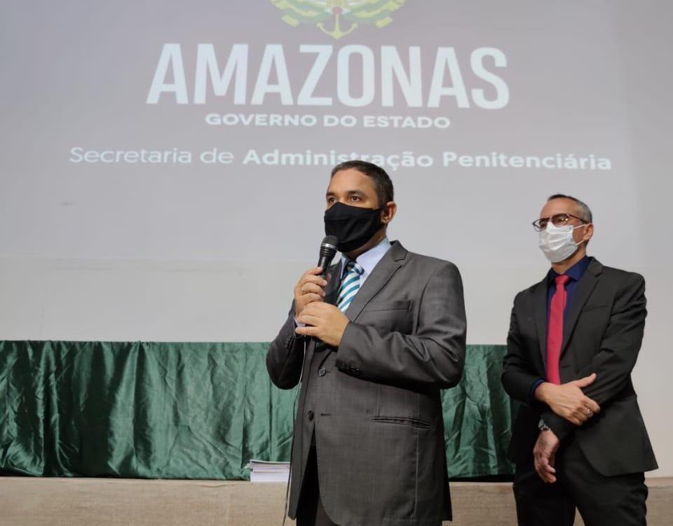 Nova licitação reduz em mais da metade o custo do detento no Amazonas