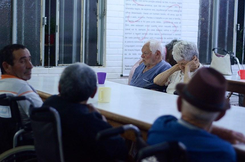 MP abre crédito de R$ 160 milhões para auxílio a instituições para idosos