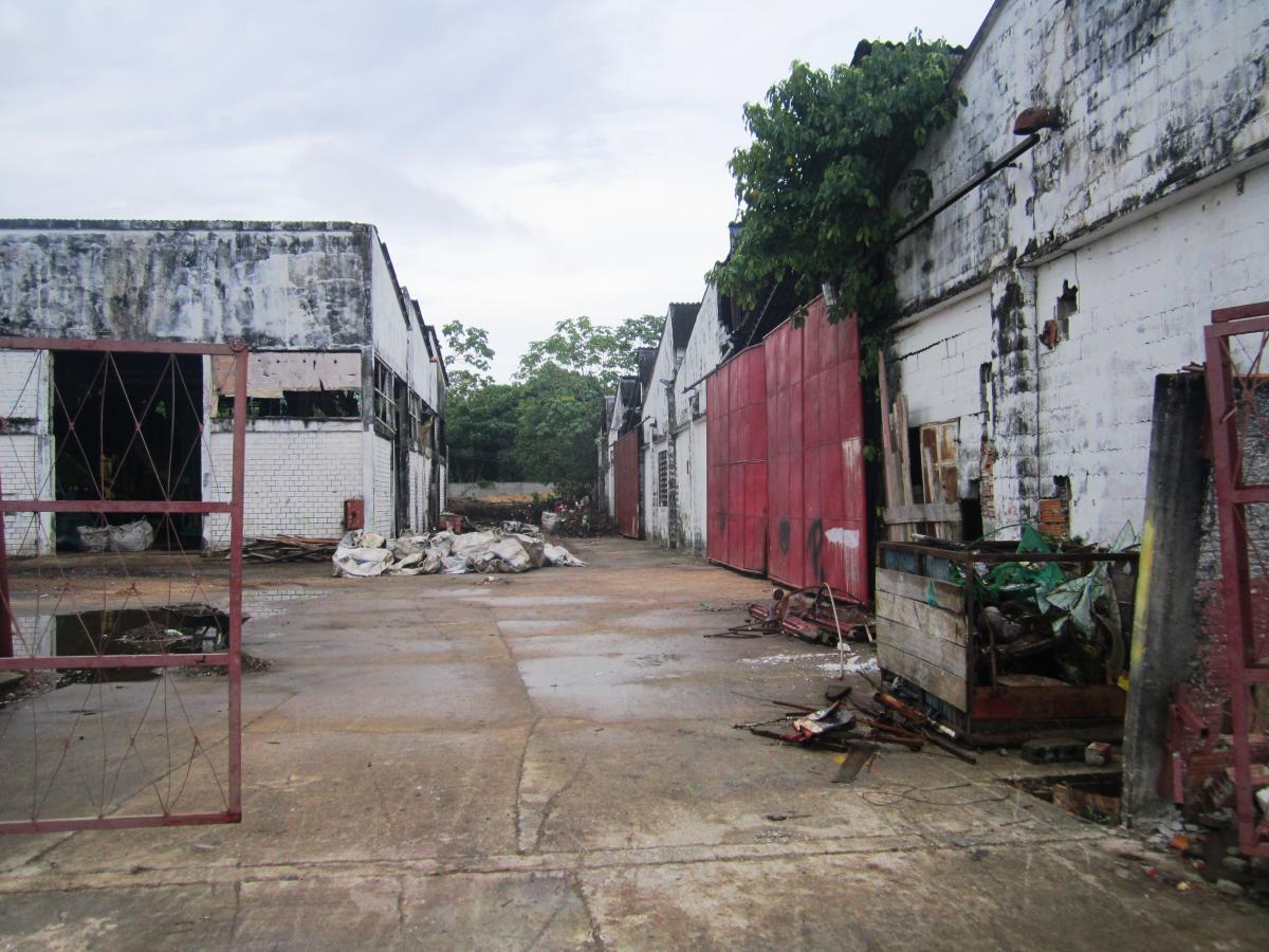 Grupo Samel arremata galpões da Cidade Garantido