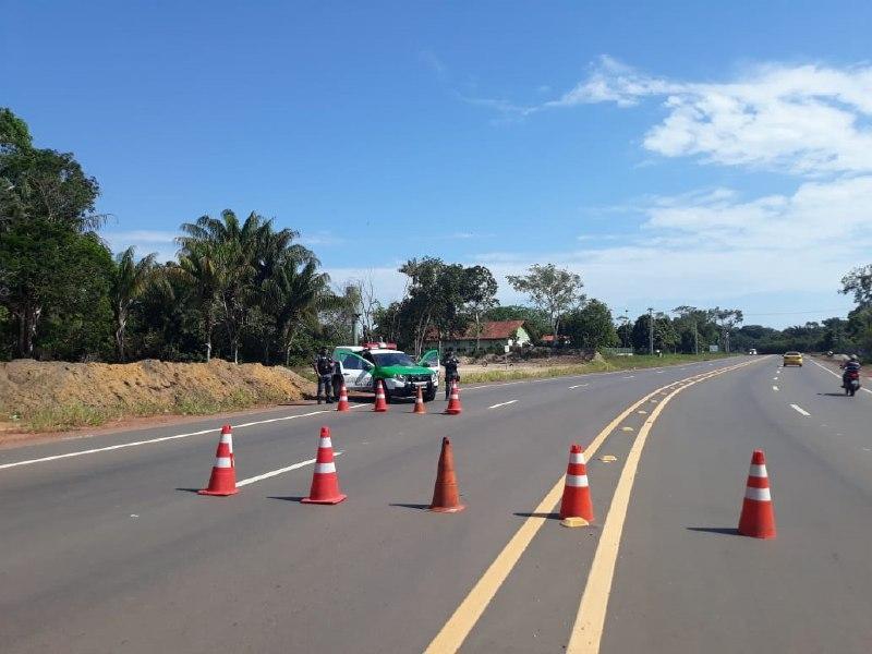 Polícia Militar realiza operação inédita em municípios do interior