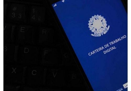 Setemp reforça o uso da carteira de trabalho digital pelas empresas