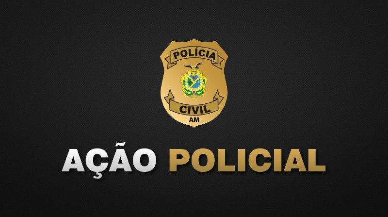 Polícia Civil prende, em Barcelos, autor de homicídio de soldado do Exército Brasileiro