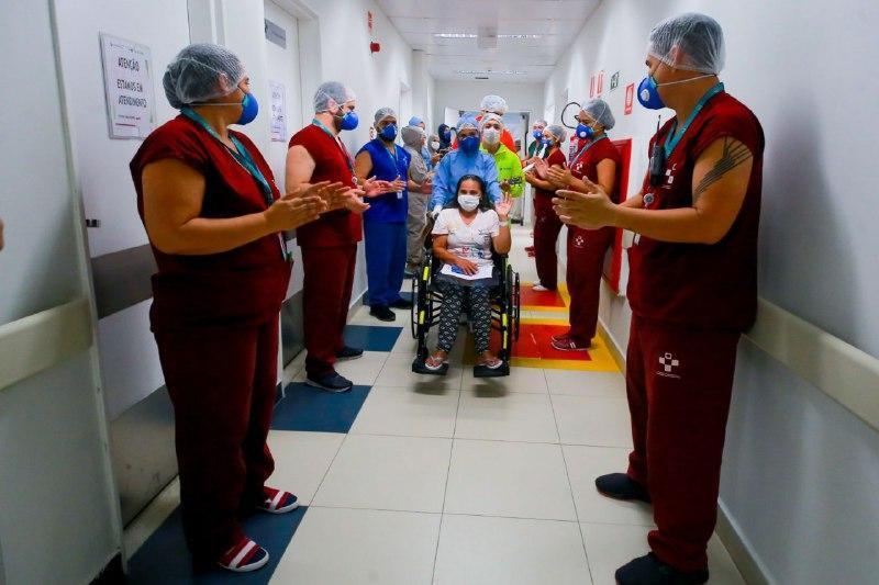 Amazonas tem 86.789 pessoas recuperadas da Covid-19 nesta segunda-feira (03/08)