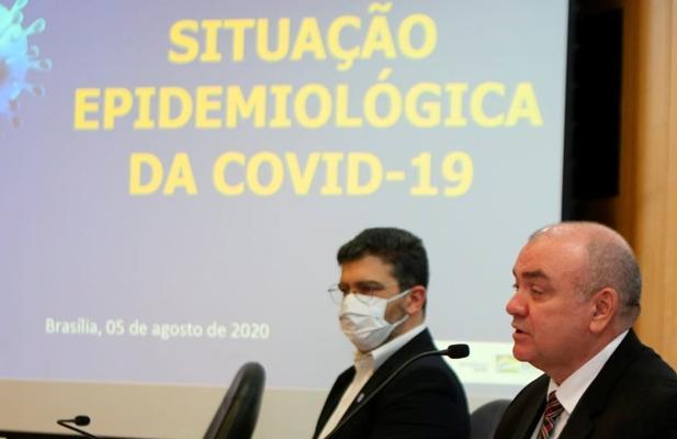 Brasil registra mais de 2 milhões de recuperados da Covid-19