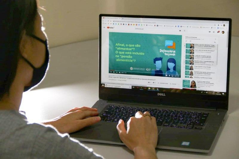 Defensoria lança série de vídeos para promover educação em direitos