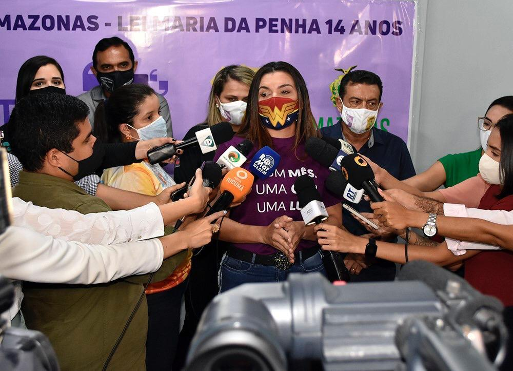 Polícia Civil do Amazonas inaugura Núcleo de Combate ao Feminicídio