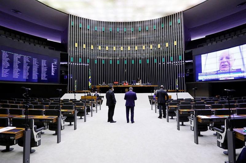 Congresso mantém três vetos totais e seis parciais do presidente da República