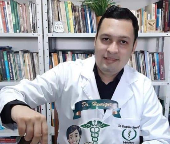 Em Barreirinha, médico Henrique Beltrão testa positivo para Covid-19