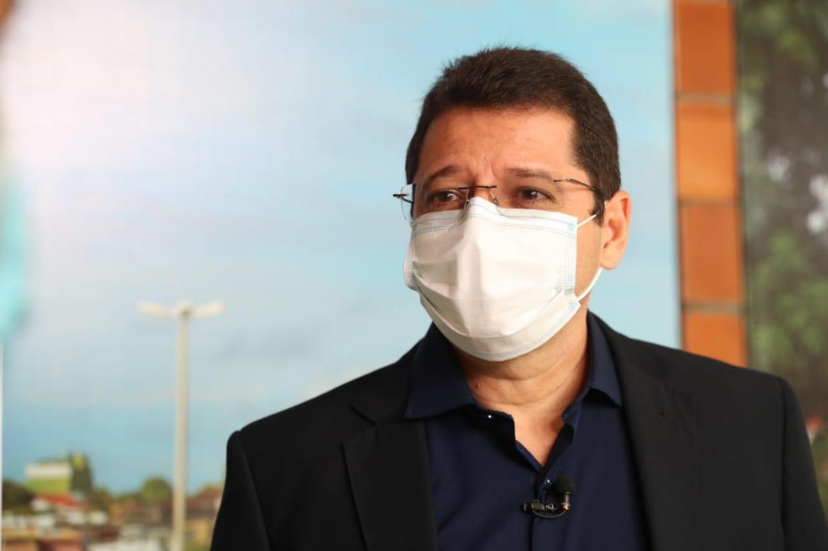 URGENTE: Secretário de Saúde testa positivo para Covid-19