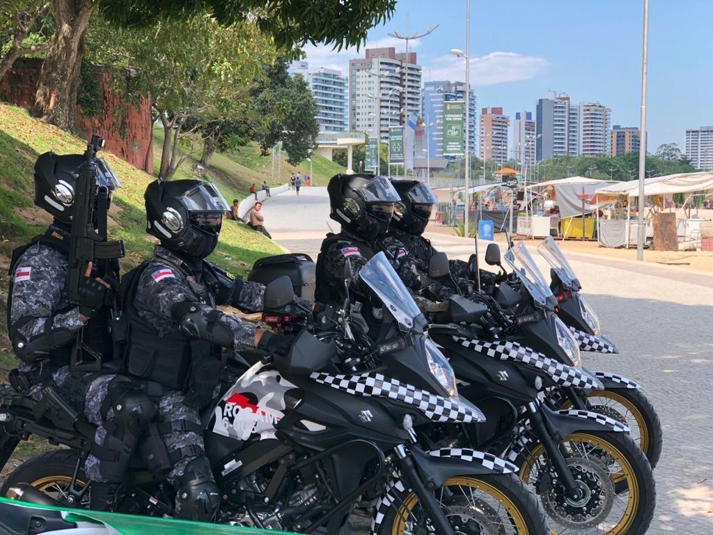 Rocam Motos completa um mês de atuação com grandes prisões e apreensões