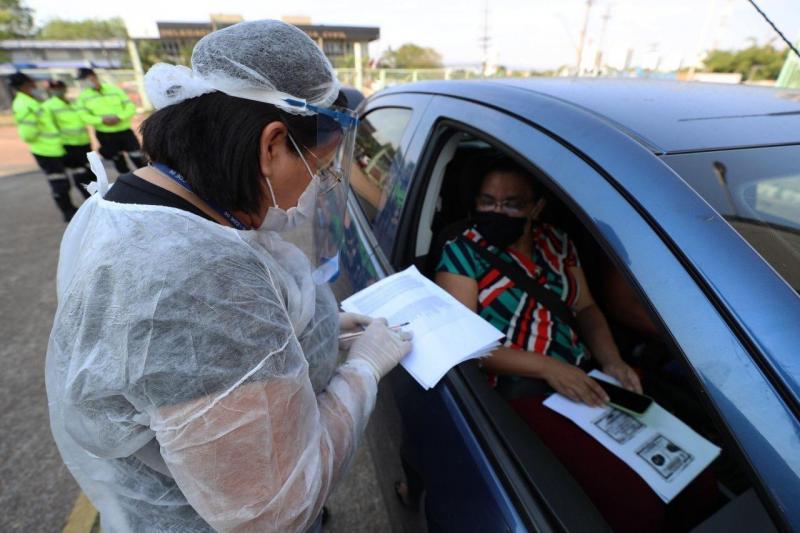 Número de profissionais da Educação testados chega a 6,6 mil, em Manaus