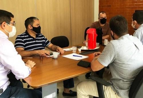Polícia Civil do Amazonas participa de reunião para planejar uso de tornozeleiras eletrônicas no interior