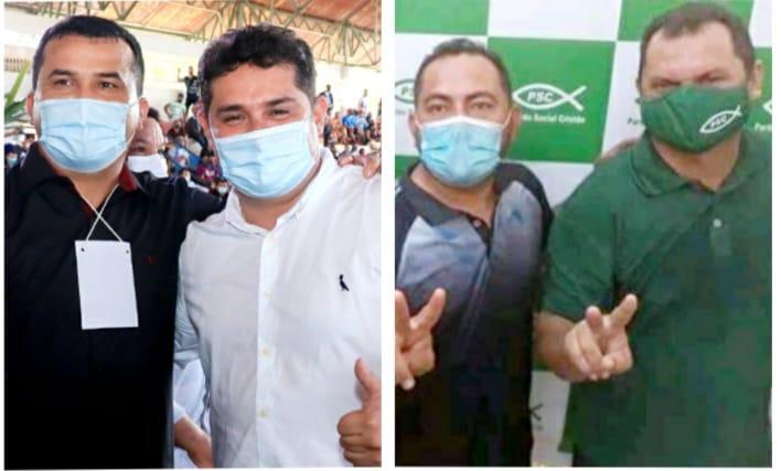 Em Barreirinha, apenas duas candidaturas disputarão a prefeitura do município