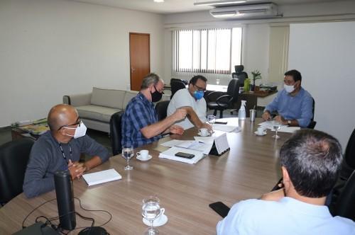 Reunião entre Sepror e Mapa busca alternativas sanitárias para abate do pirarucu manejado