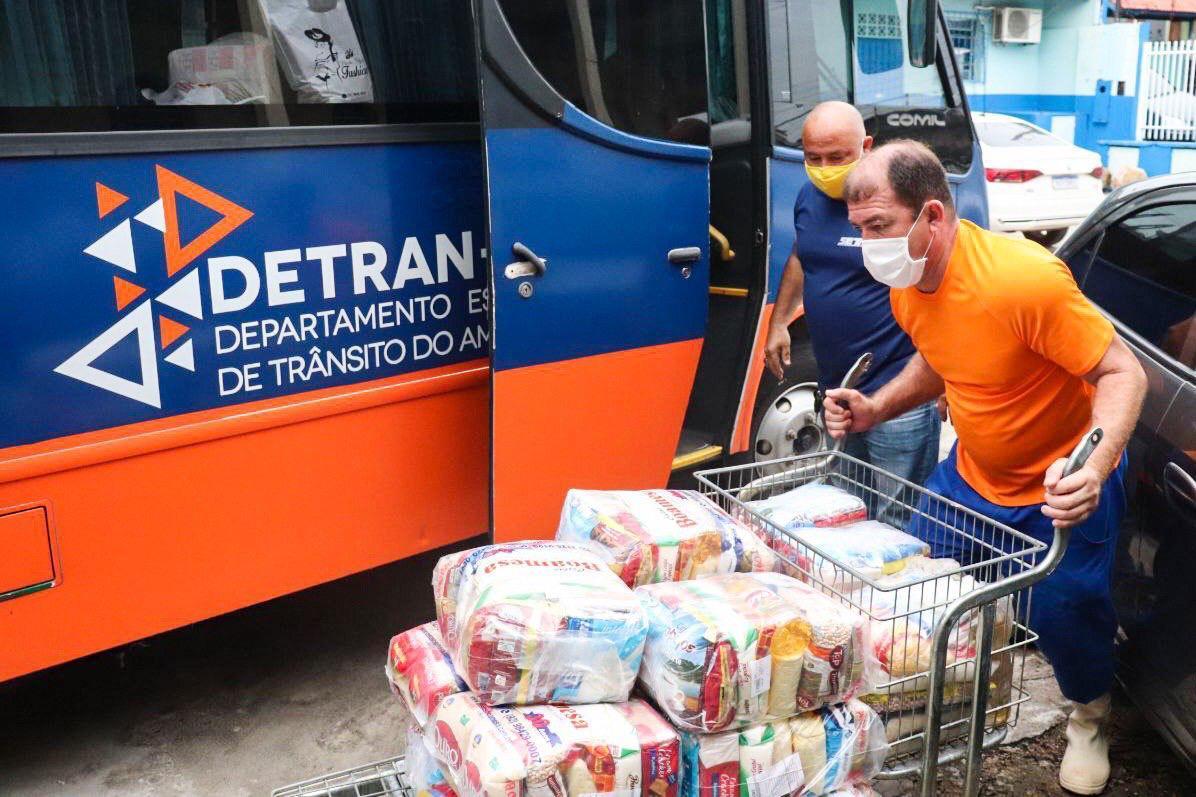 Detran-AM comemora 48 anos e encerra Semana Nacional de Trânsito