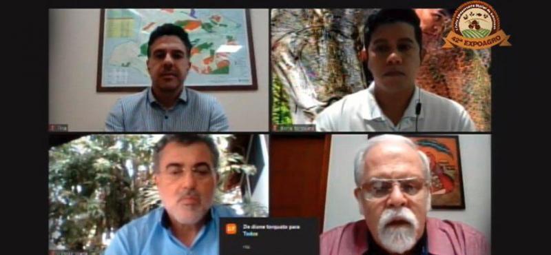 42ª Expoagro: Seminário aponta rumos para o desenvolvimento da Bioeconomia no Amazonas