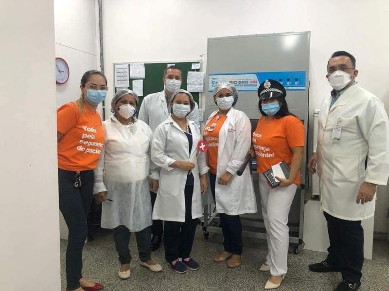 Hospital e Pronto-Socorro João Lúcio vence Maratona Nacional do Projeto Paciente Seguro
