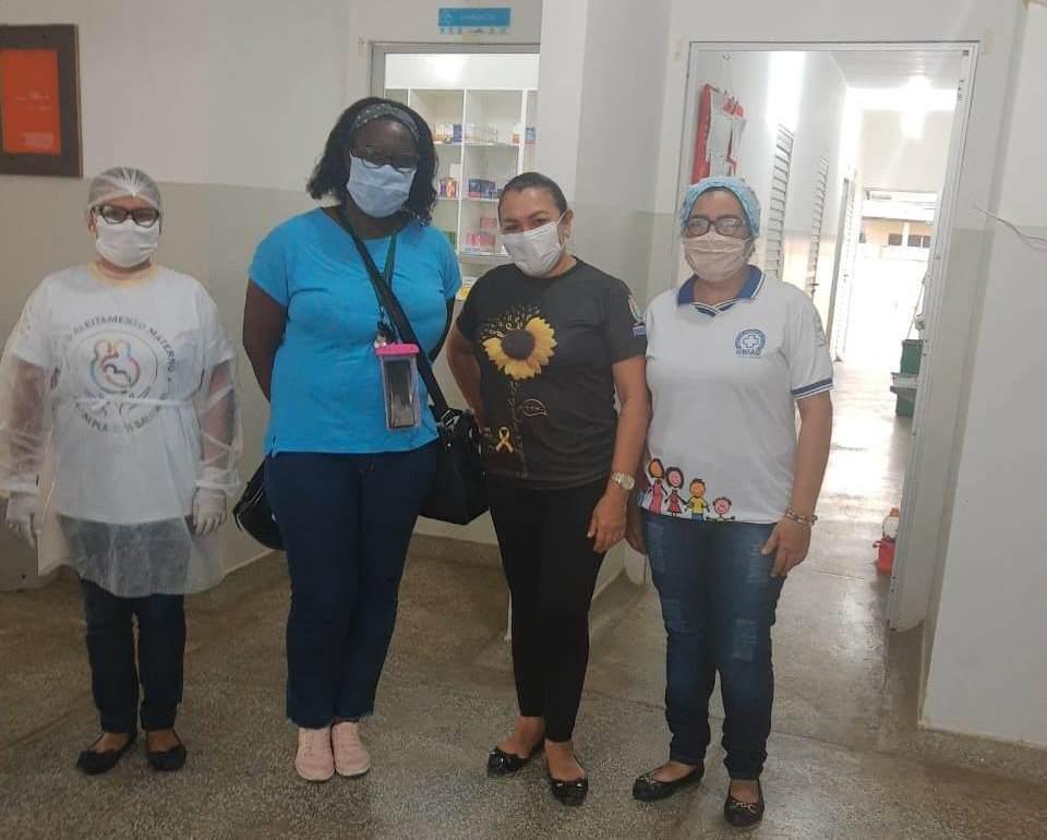 Prefeitura de Parintins reforça equipe da rede municipal de saúde