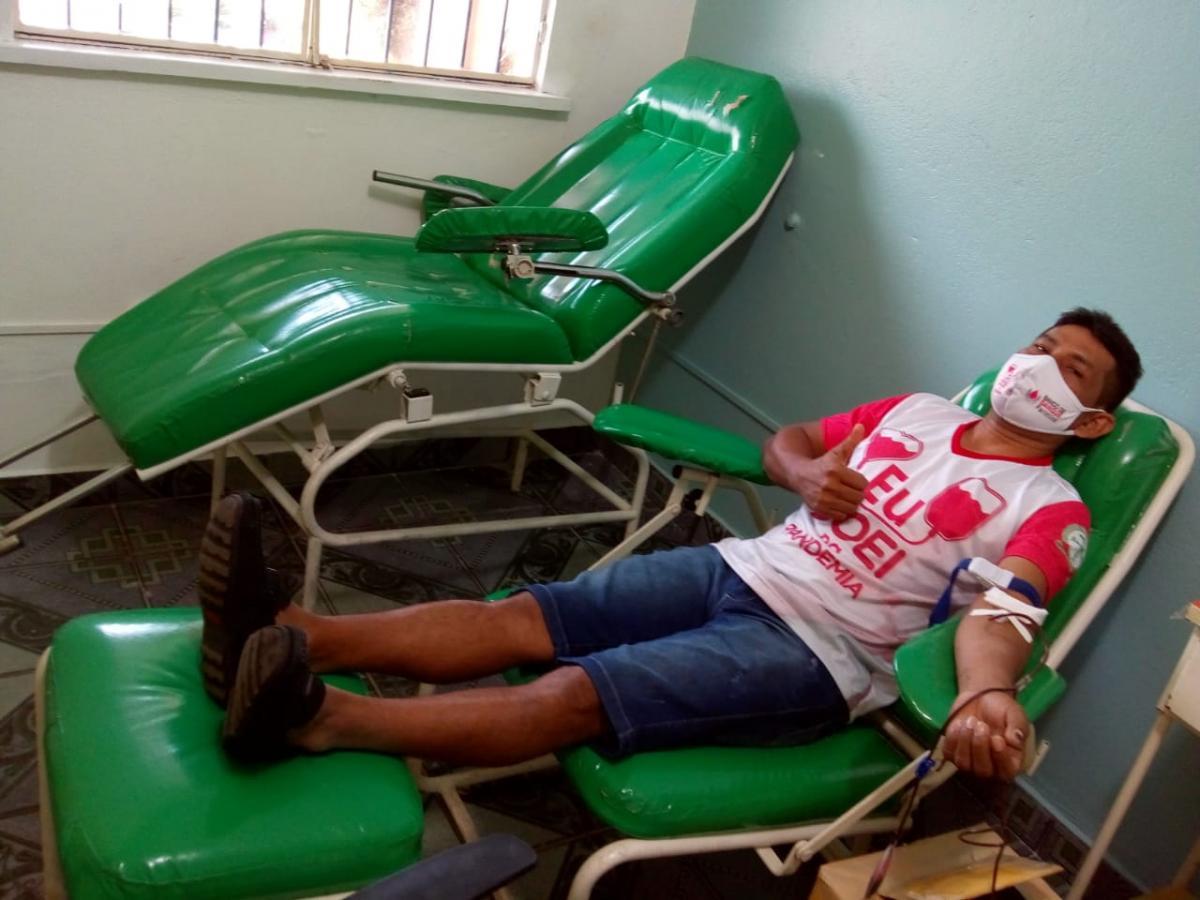 Banco de Sangue de Parintins promove campanha emergencial