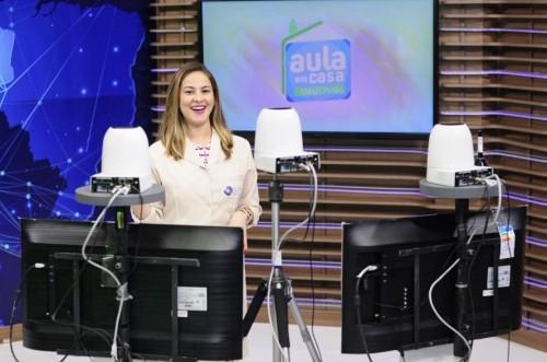 Aulas remotas da rede estadual terão cursinho pré-vestibular, a partir de sexta (23/10)