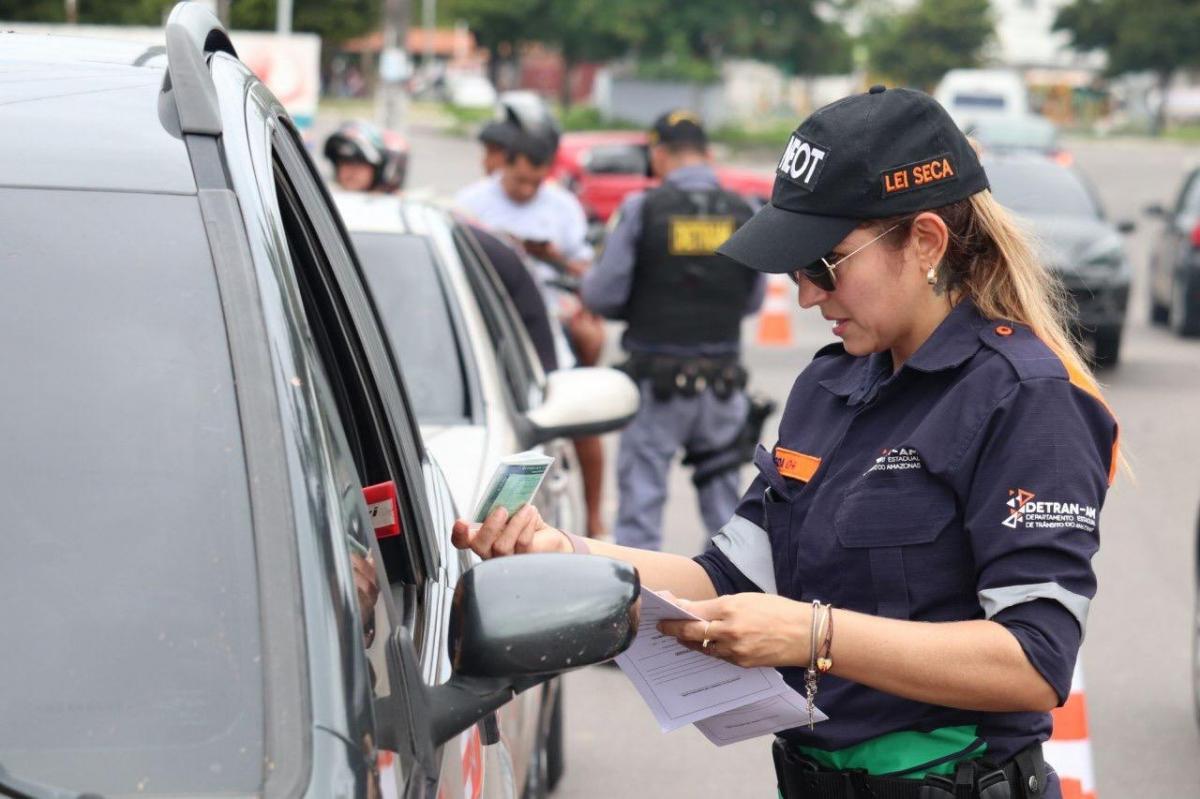 Detran-AM divulga as principais infrações cometidas em 2020