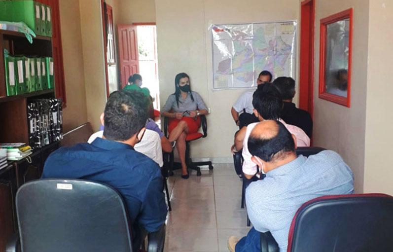 Em Novo Aripuanã, MPE acerta com candidatos condutas de campanha