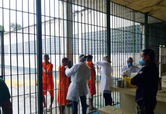 Seap anuncia retorno das visitas de crianças às unidades prisionais