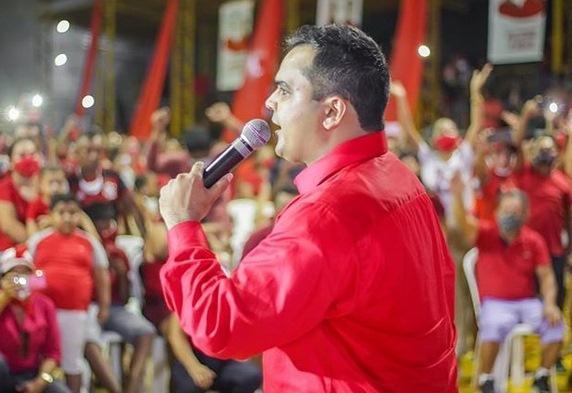 Israel Paulain agradece votos recebidos na eleição de domingo