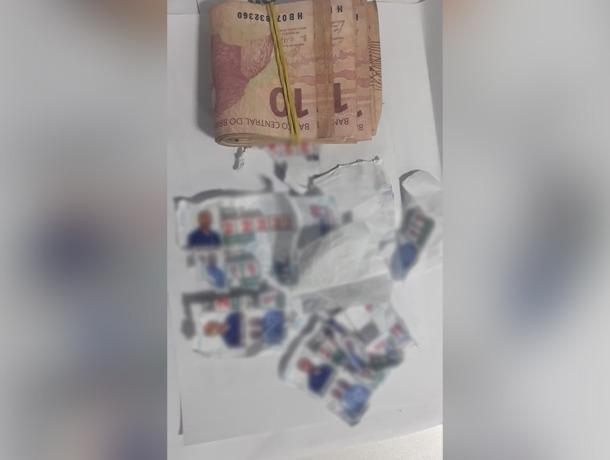 Base Arpão prende duas pessoas por transporte ilegal de eleitores