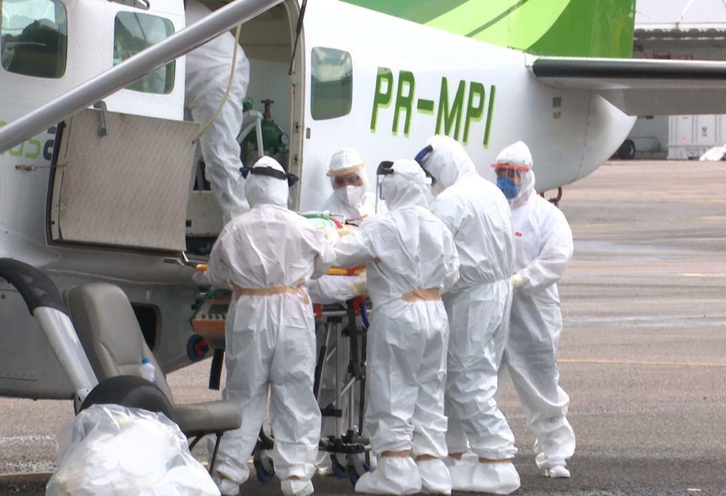 Amazonas registra 957 novos casos de Covid-19 nesta quinta-feira (19/11)