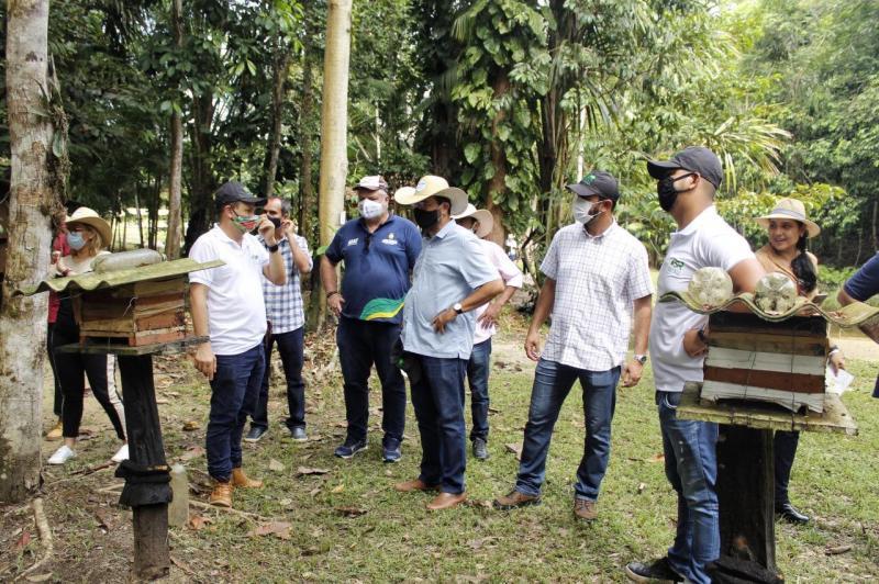 Projeto inédito de educação rural e ambiental começa a ser planejado pela Sepror e Secretaria de Educação e Desporto