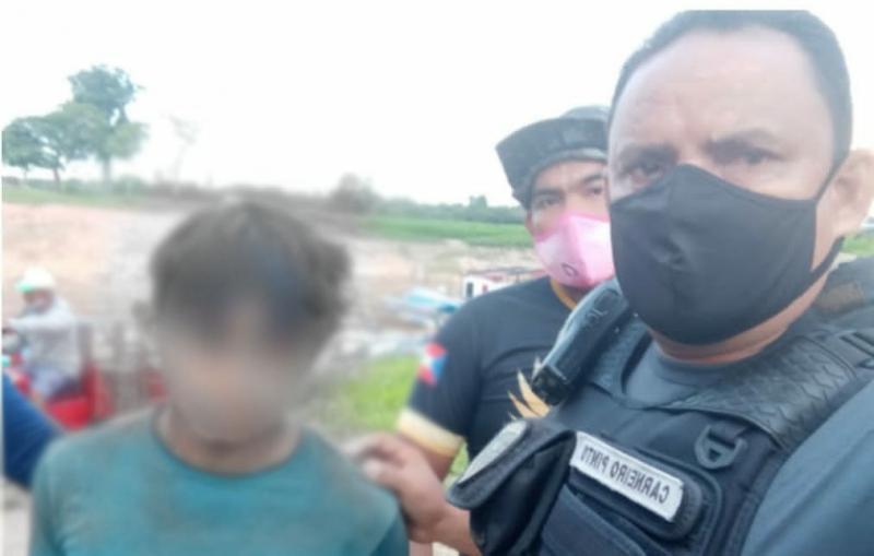 Adolescente suspeito de estupro, homicídio e ocultação de cadáver de criança é transferido para Manaus