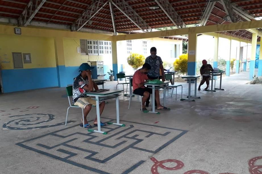 SENAI oferece cursos profissionalizantes em Vila Amazônia