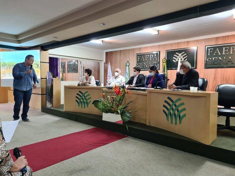 Governo Federal amplia parcerias para o programa Abrace o Marajó, no Pará