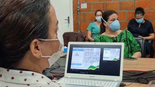 Secretaria de Saúde moderniza sistema de transferência de pacientes para leitos de apoio