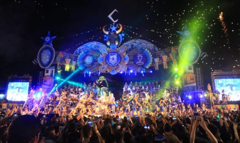 Boi Caprichoso organiza live, em forma de ópera, para apresentar nova voz do azul e branco