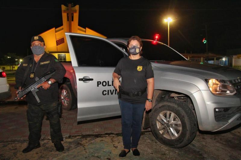Polícia Civil registra 27 TCOs por descumprimento de medida sanitária preventiva nos municípios do interior