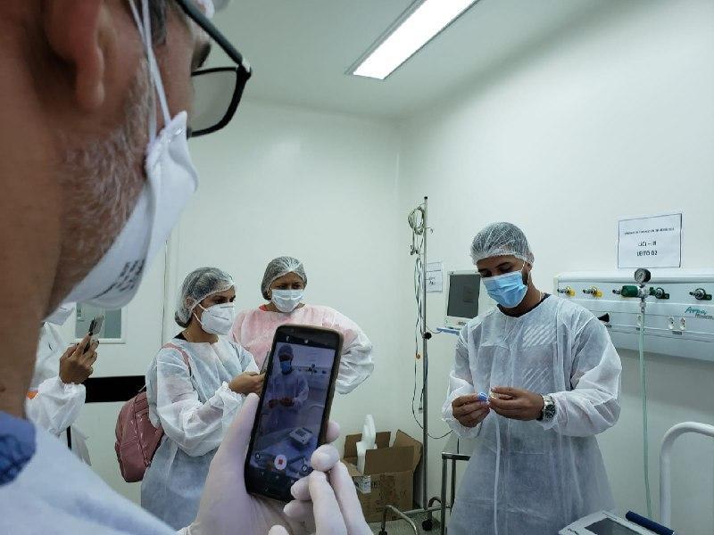 Mais de 150 médicos manifestam interesse para atuar em Manaus