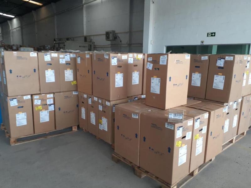 MPT-AM entrega concentradores de oxigênio para unidades de saúde do interior do Amazonas