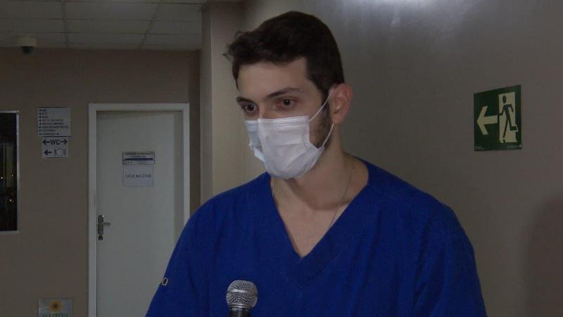 Covid-19: Médico do RJ, que atua no Amazonas, convida colegas a entrar na linha de frente