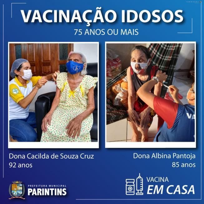 Banner da Vacinação