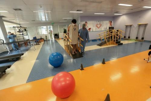 Serviço de fisioterapia para pacientes de Covid-19 é ampliado