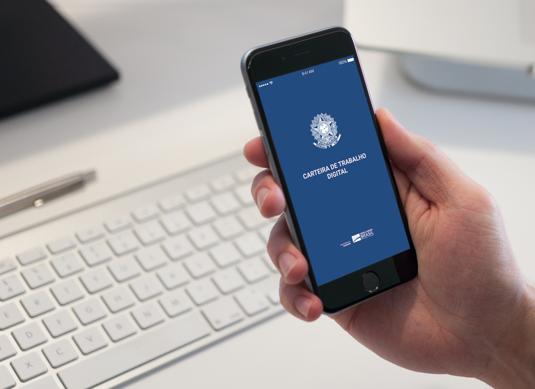 Carteira de Trabalho Digital tem mais de 303 milhões de acessos