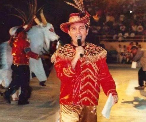 Secretaria de Cultura lamenta com profundo pesar falecimento do cantor Paulinho Faria