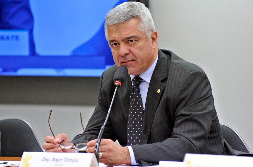 Morre senador Major Olímpio após complicações de Covid-19